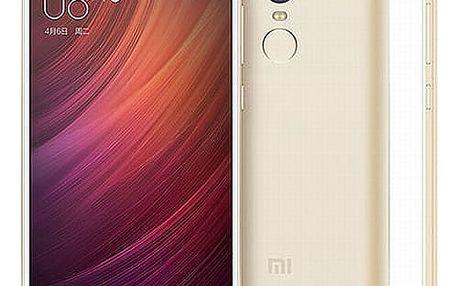 Xiaomi Redmi Note 4, CZ LTE - 64GB, zlatá - PH3082