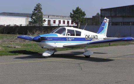 Vyhlídkový let – Piper PA 28/180