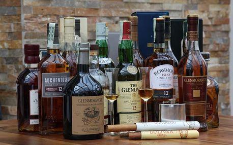 Ochutnávka whisky