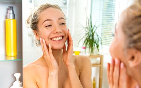 Kosmetické ošetření problematické pleti