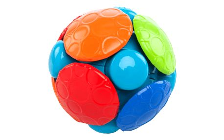 OBALL Hračka Wobble Bobble