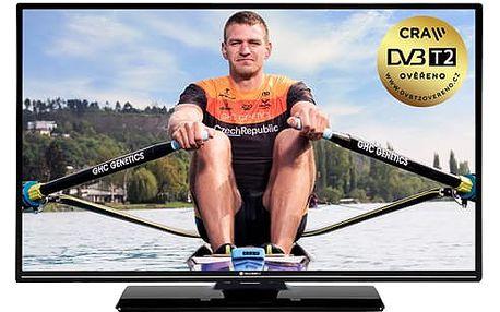 Televize GoGEN TVF 48P525T černá
