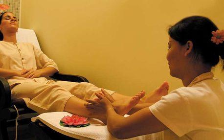 Reflexní masáž nohou