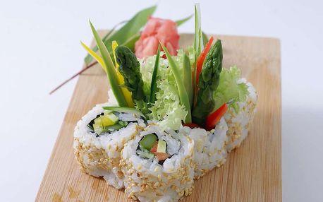 Kurz sushi u vás doma