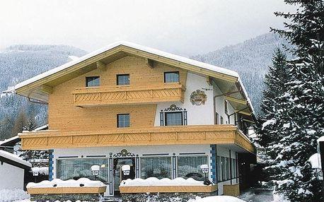 Rakousko - Stubaital na 8 dní, polopenze s dopravou vlastní