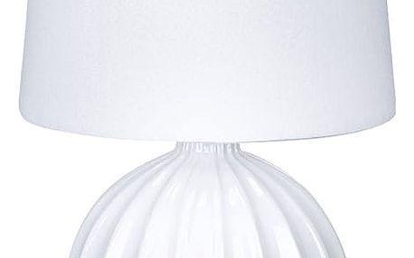 Bílá stolní lampa Markslöjd Melanie