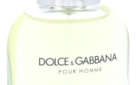 Dolce&Gabbana Pour Homme 75 ml toaletní voda pro muže