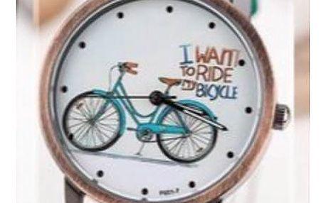 Dámské hodinky My Bicycle
