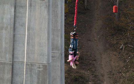 Bungee jumping ve dvou