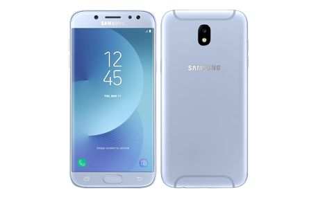 Mobilní telefon Samsung Galaxy J5 2017 (J530F) stříbrný + dárky (SM-J530FZSDETL)