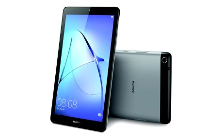 Dotykový tablet Huawei T3 7.0 Wi-Fi (TA-T370W16TOM) šedý Software F-Secure SAFE, 3 zařízení / 6 měsíců v hodnotě 979 Kč