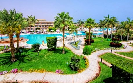 Egypt - Hurghada na 8 až 15 dní, ultra all inclusive s dopravou letecky z Prahy
