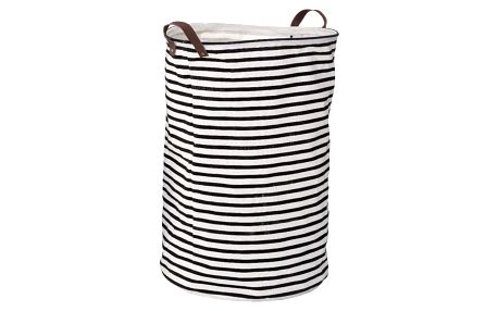 Koš na prádlo Premier Housewares Stripe, 69 l
