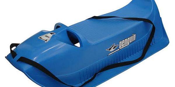 Sáně Acra Alfa plastové modré2