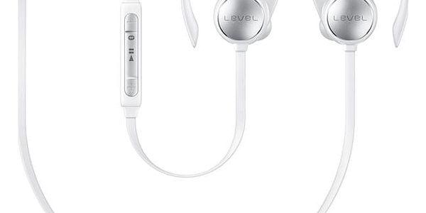 Sluchátka Samsung Level Active (EO-BG930C) bílá (EO-BG930CWEGWW)