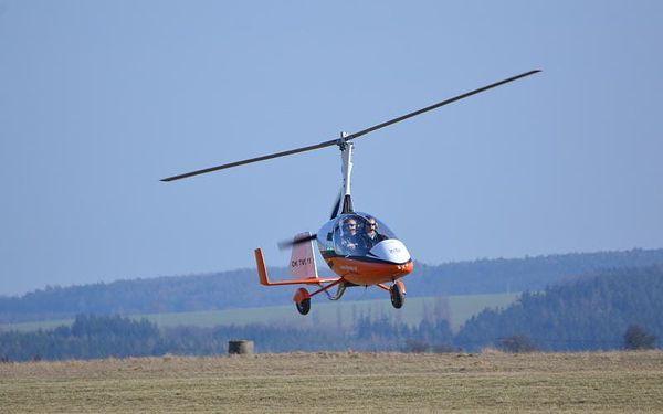 Pilotem vírníku na zkoušku