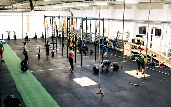 CrossFit Iron Land