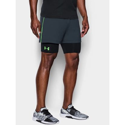 Kraťasy Under Armour Heatgear Mirage 2-in-1 Short Barevná