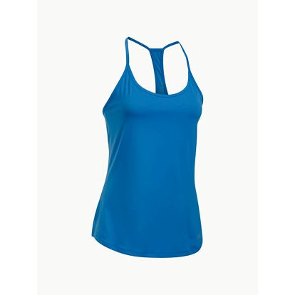 Tílko Under Armour Fly By Racerback Tank Modrá