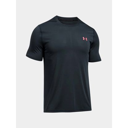 Tričko Under Armour Threadborne Fitted SS Černá