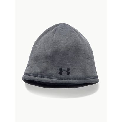 Čepice Under Armour Mens Reactor Elements Beanie Šedá