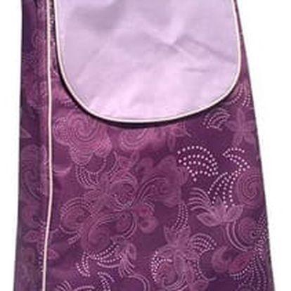 Brilanz Nákupní taška na kolečkách CARRIE, fialová