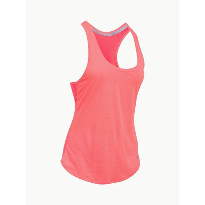 Tílko Under Armour Threadborne Run Mesh Tank Růžová
