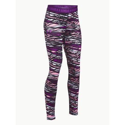 Legíny Under Armour HG Printed Legging Barevná