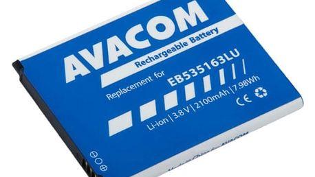 Baterie Avacom pro Samsung Grand Neo, Li-Ion 3,8V 2100mAh, (náhrada EB535163LU) (GSSA-I9060-S2100)