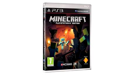 Sony PlayStation 3 Minecraft (PS719413219)