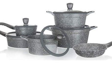 Banquet 11dílná sada nádobí Granite