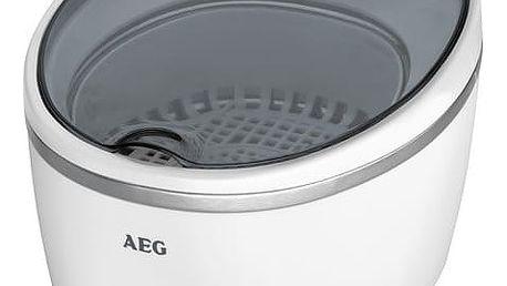 Ultrazvuková čistička AEG USR 5659 bílá