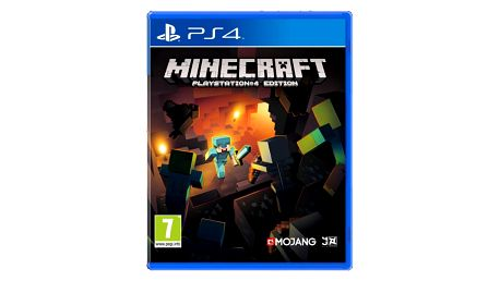 Hra Sony PlayStation 4 Minecraft (PS719440215)