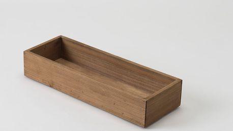 Úložný box z jedlového dřeva Compactor Vintage, šířka38cm