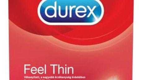 DUREX Prezervativ Feel Thin 18 kusů