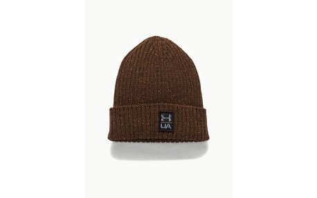 Čepice Under Armour Men's Hunt Wool Beanie Hnědá