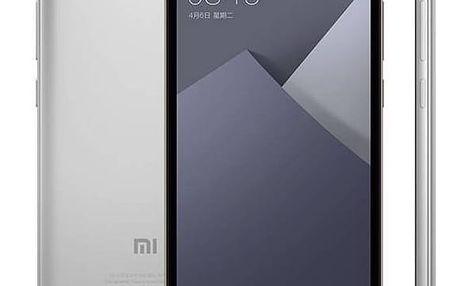 Xiaomi Redmi Note 5A 16 GB Dual SIM CZ LTE (PH3622) šedý