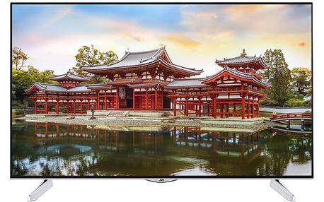 Televize JVC LT-55VU72J černá