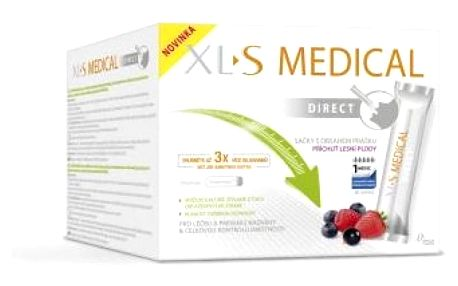XL-S MEDICAL Direct 90 sáčků výprodej