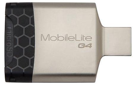 Čtečka paměťových karet Kingston MobileLite G4 (FCR-MLG4)