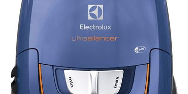 Vysavač podlahový Electrolux Ultra Silencer EUS8X2SB modrý