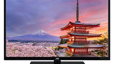 Televize JVC LT-43VF42J černá