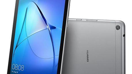 Dotykový tablet Huawei MediaPad T3 8.0 Wi-Fi šedý + dárek (TA-T380W16TOM)