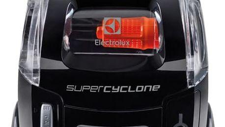 Vysavač podlahový Electrolux SuperCyclone ESC63EB černý