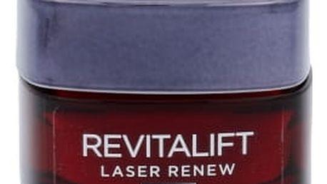 L´Oréal Paris Revitalift Laser Renew 50 ml denní pleťový krém proti vráskám pro ženy