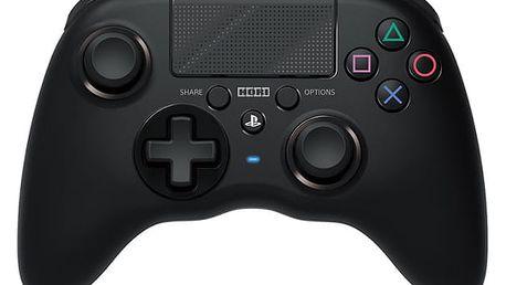 Gamepad HORI Onyx Wireless pro PS4 černý (ACP458001)