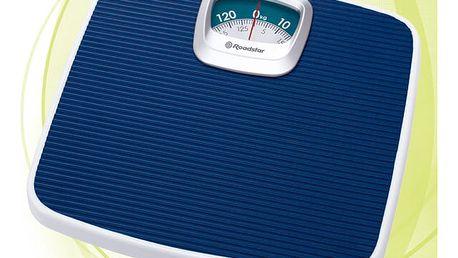 Osobní váha Roadstar BS-250/BL modrá
