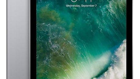 Dotykový tablet Apple (2017) Wi-Fi 128 GB - Space Gray (MP2H2FD/A) Software F-Secure SAFE, 3 zařízení / 6 měsíců v hodnotě 979 Kč + DOPRAVA ZDARMA