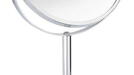 Chromované stojací zvětšovací zrcadlo Wenko Assisi