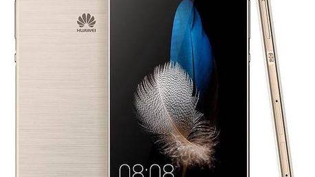 Huawei P8 Lite DS (SP-P8LITEDSGOM) zlatý